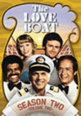 Cover image for The love boat. Season two, Volume two
