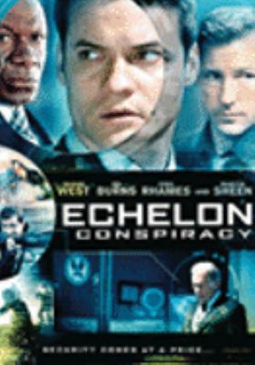 Cover image for Echelon conspiracy