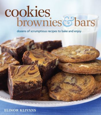 Cover image for Cookies, brownies & and bars