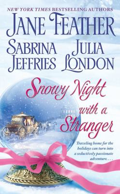 Cover image for Snowy night with a stranger