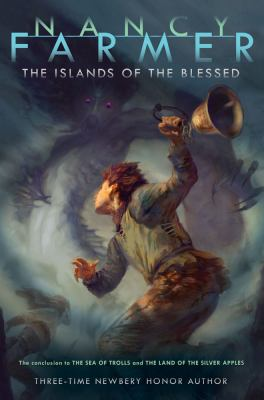 Cover image for The Islands of the Blessed