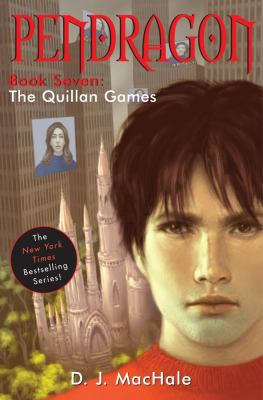Cover image for The Quillan games : Journal of an adventure through time and space