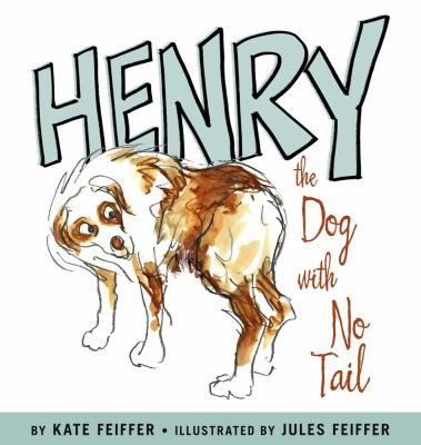 Cover image for Henry, the dog with no tail