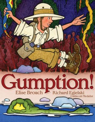 Cover image for Gumption!