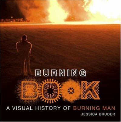 Cover image for Burning book : two decades of Burning Man