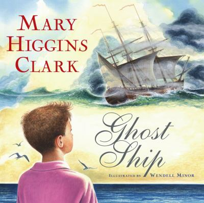 Cover image for Ghost ship : a Cape Cod story