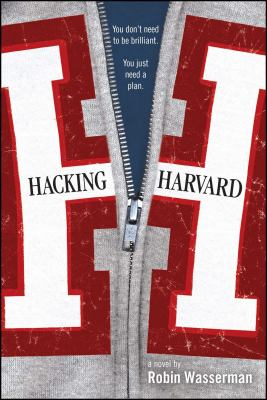 Cover image for Hacking Harvard