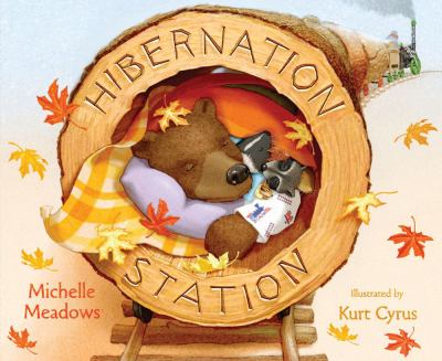 Cover image for Hibernation station