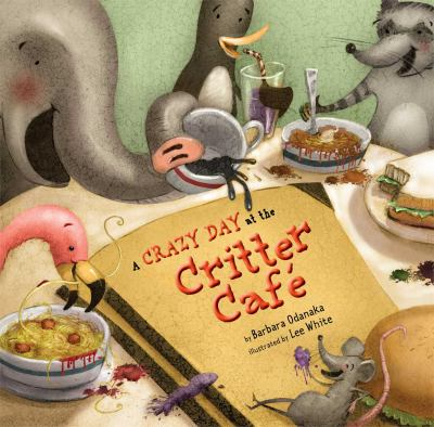 Cover image for A crazy day at the Critter Café