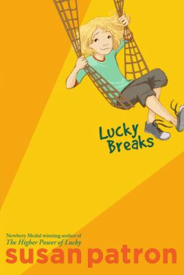 Cover image for Lucky breaks