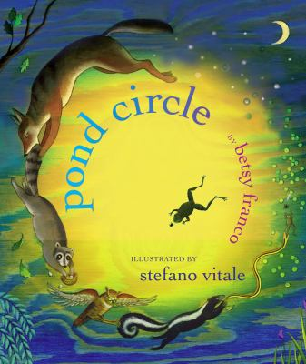 Cover image for Pond circle