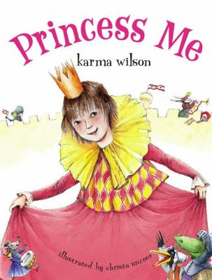 Cover image for Princess Me