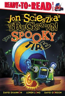 Cover image for The spooky tire