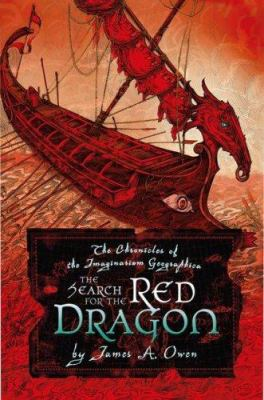 Cover image for The search for the Red Dragon