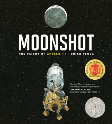 Cover image for Moonshot : the flight of Apollo 11
