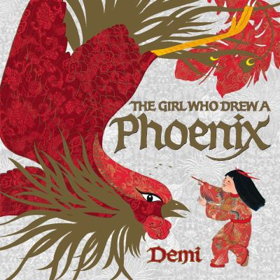 Cover image for The girl who drew a phoenix