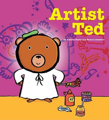 Cover image for Artist Ted