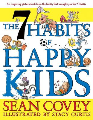 Cover image for The 7 habits of happy kids