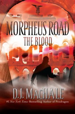 Cover image for The blood