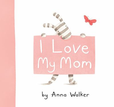 Cover image for I love my mom