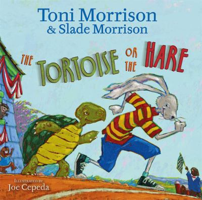 Cover image for The tortoise or the hare