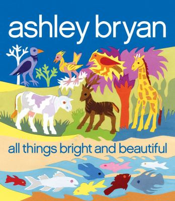 Cover image for All things bright and beautiful