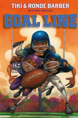 Cover image for Goal line