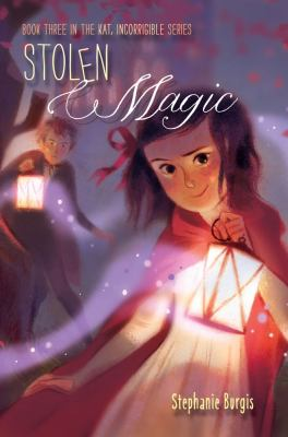 Cover image for Stolen magic