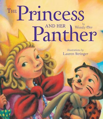 Cover image for The princess and her panther