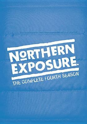 Cover image for Northern exposure. The complete fourth season