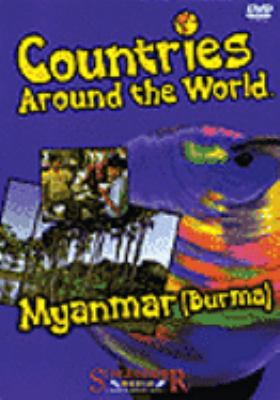 Cover image for Myanmar (Burma)