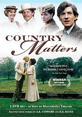 Cover image for Country matters