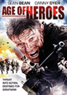 Cover image for Age of heroes
