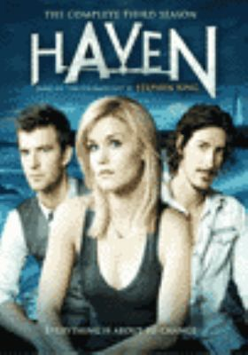 Cover image for Haven. The complete third season