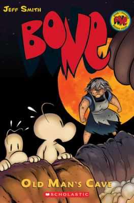 Cover image for Bone. [6], Old Man's Cave
