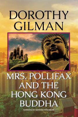 Cover image for Mrs. Pollifax and the Hong Kong Buddha
