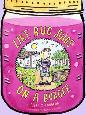 Cover image for Like bug juice on a burger