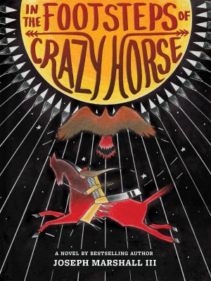 Cover image for In the footsteps of Crazy Horse
