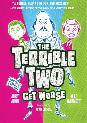 Cover image for The terrible two get worse