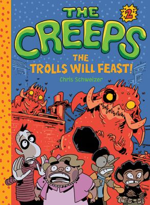 Cover image for The trolls will feast!
