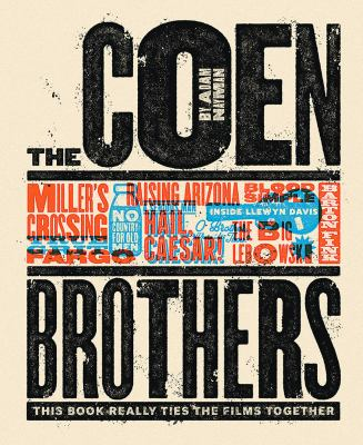 Cover image for The Coen brothers : this book really ties the films together