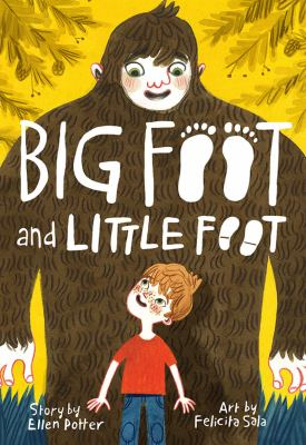 Cover image for Big Foot and Little Foot