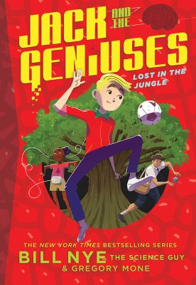 Cover image for Lost in the jungle