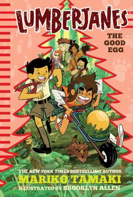 Cover image for Lumberjanes : the good egg