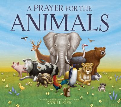 Cover image for A prayer for the animals