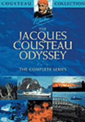Cover image for The Jacques Cousteau odyssey. Volume 2, Calypso's search for Atlantis, part I. Calypso's search for Atlantis, part II