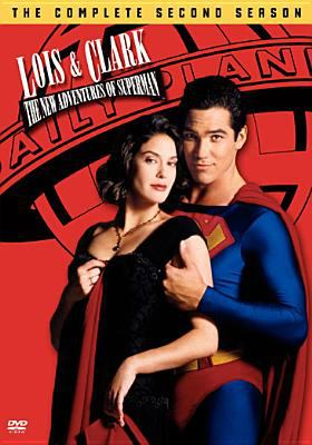 Cover image for Lois & Clark, the new adventures of Superman. The complete second season