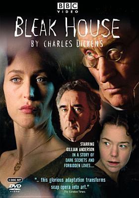 Cover image for Bleak house