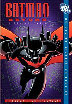 Cover image for Batman beyond. Season two