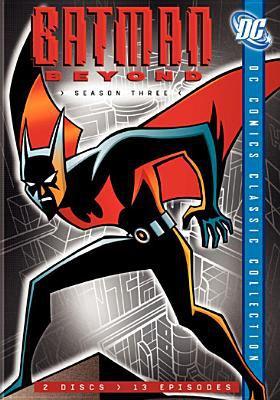 Cover image for Batman beyond. Season three